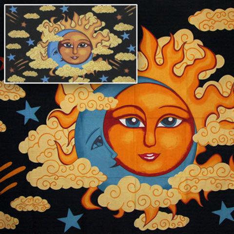 Покрывало Солнце и Месяц