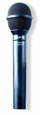 Вокальные конденсаторные AKG C535EB II