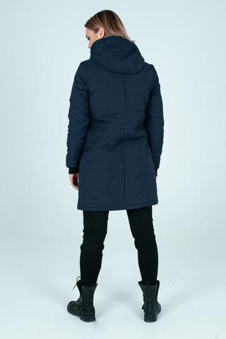 Куртка парка удлиненная на меху интернет магазин