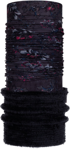 Теплый шарф-труба трансформер Buff Polar Thermal Amur Black фото 1