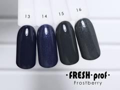 Гель-лак  Fresh prof Frost Berry FB №16