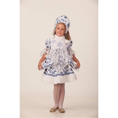 Костюм карнавальный детский Снегурочка Внучка