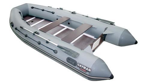 Лодка ПВХ «Кайман N-380»