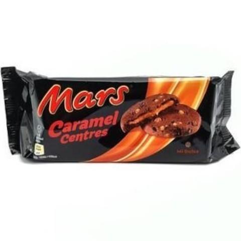 Печенье Mars Caramel Centres с карамельной начинкой 162 гр