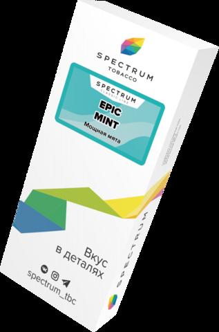 Табак Spectrum Classic Line Epic Mint (Эпик Минт) 100г