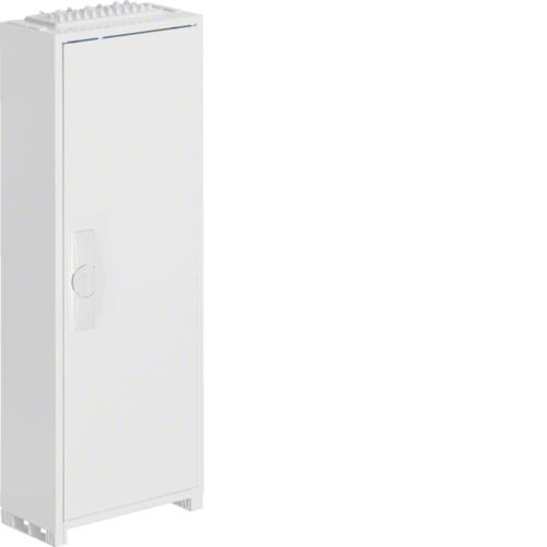 Щиток открытой установки,секционный,с оснасткой,IP44,800x300x161мм (ВхШхГ),одна дверь,RAL9010