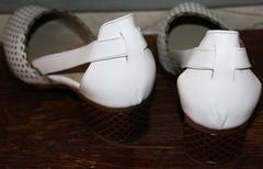 Босоножки туфли Evromoda 101-6 White.