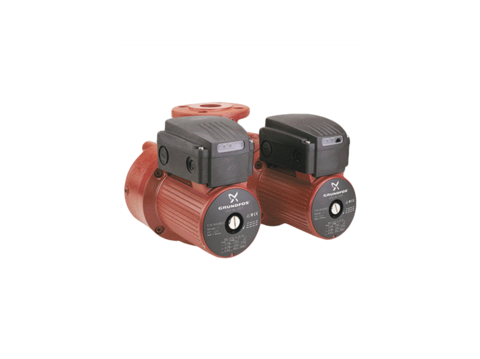 Промышленный насос - Grundfos UPSD 80-60F(3х400 В) PN10 (со встр. релейн. модулем)