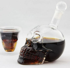 Графин для напитков Череп, 550 мл, фото 5
