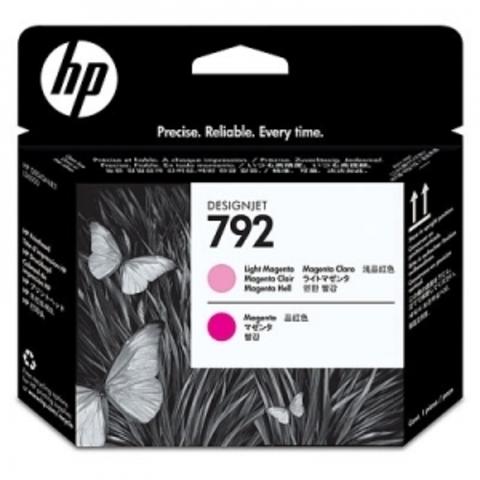 Печатающая головка HP 792 (CN704A) Magenta-Light magenta
