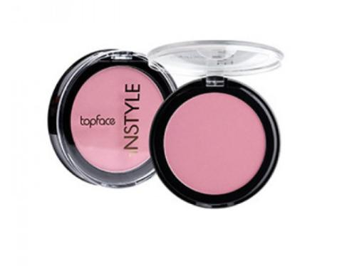 Topface Instyle Румяна компактные Blush On  №003 розовый  - PT354