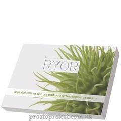 Ryor - Депиляционные пластины на тело