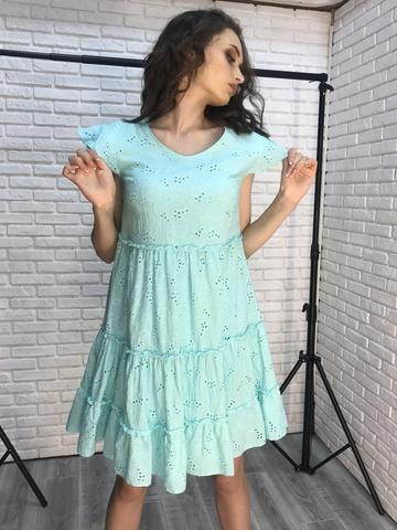 Платье-сарафан из вискозы оптом