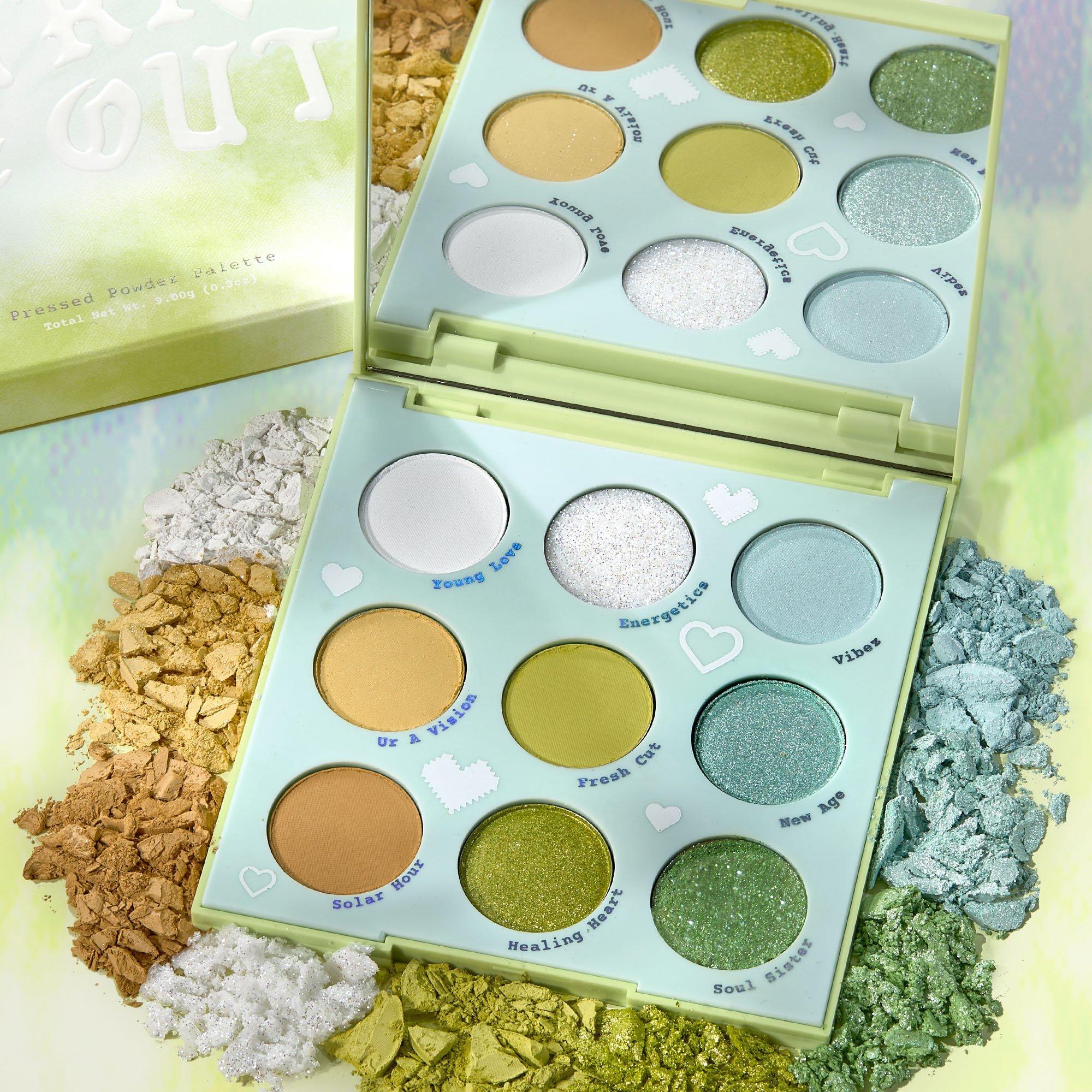 ColourPop Aura & Out palette