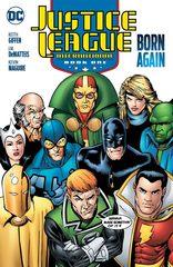 Justice League International. Book One