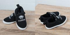 """Обувь дет. № 8  Кеды """"FASHION"""" Черные"""