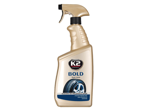 Чернитель для шин K2 Bold