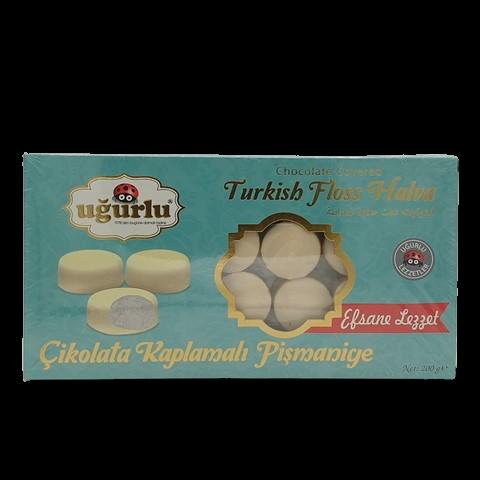 Пишмание в белом шоколаде UGURLU, 200 гр
