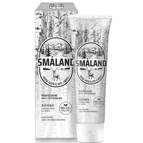 Зубная паста KeraSys Smaland Swedish Mild Mint мягкая мята 100 гр