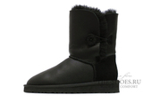 UGG Bailey Button Black All