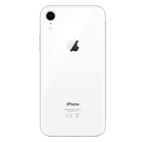 Купить iPhone Xr 64Gb Silver в Перми