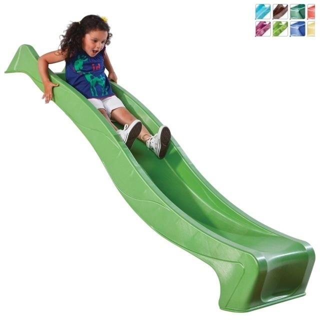 Аксессуары и комплектующие для детских площадок Пластиковая горка Tsuri 2.90м Пластиковая_горка-3м-4.jpeg