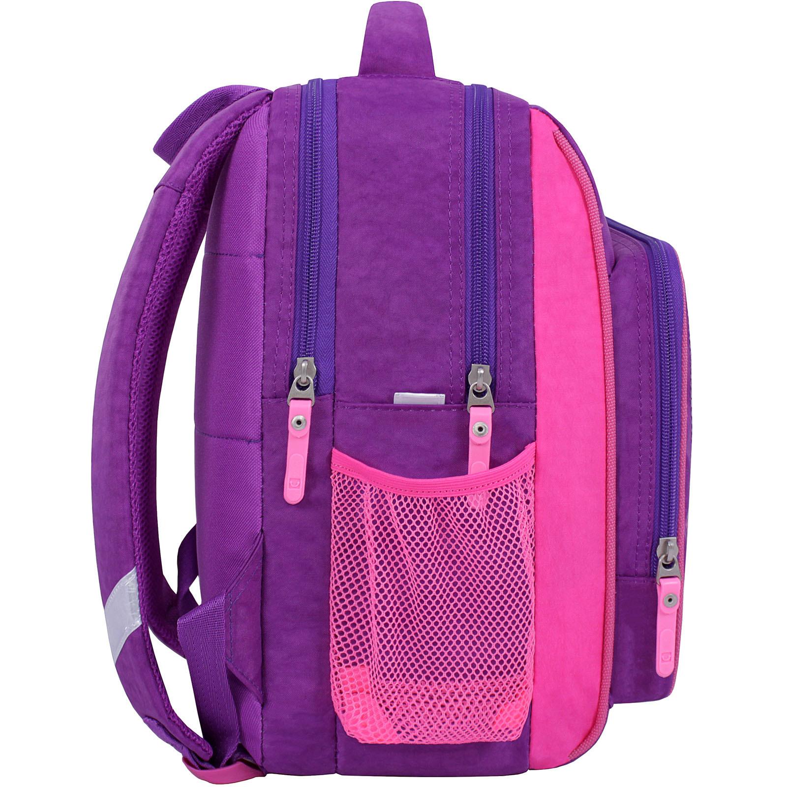 Рюкзак школьный Bagland Школьник 8 л. Фиолетовый 502 (00112702) фото 2