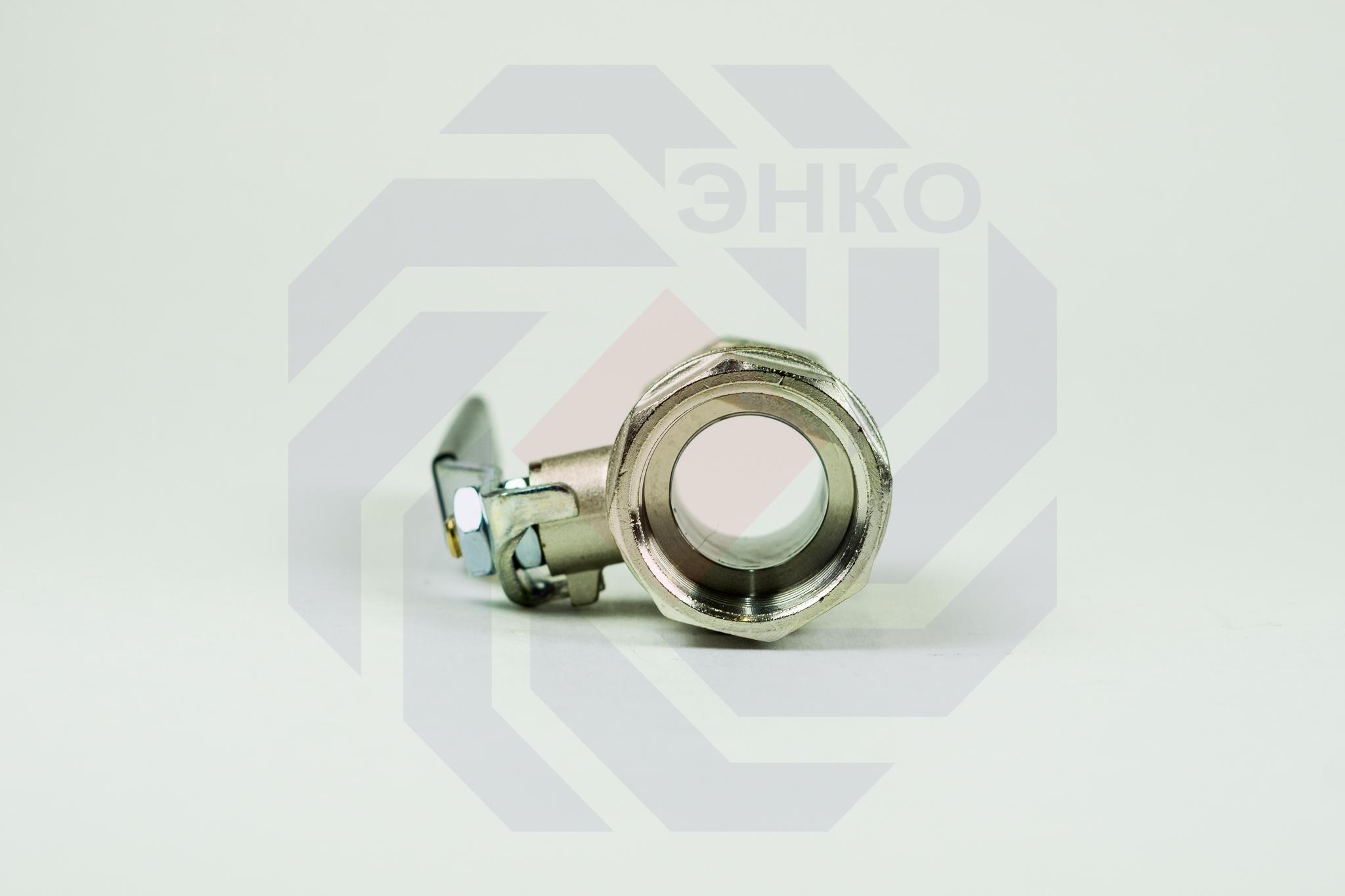 Кран шаровой ВР/ВР BUGATTI 601 1