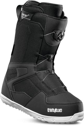 Ботинки для сноуборда ThirtyTwo Shifty Boa '18 - black