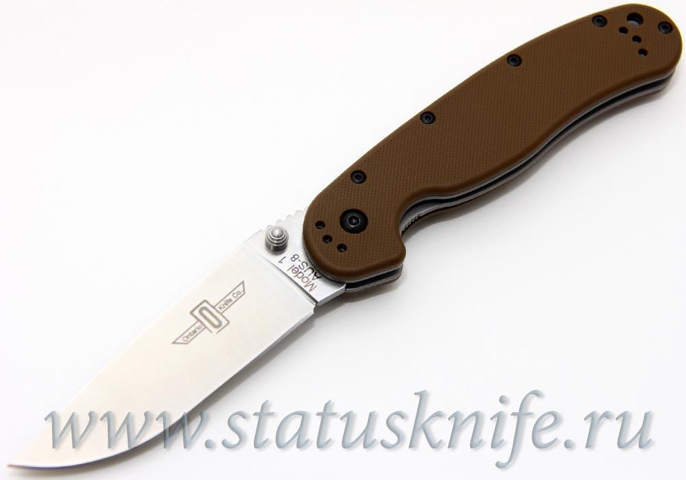 Нож Ontario Rat 1 ON8848 песочный