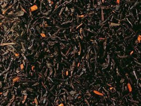 Черный чай Корица