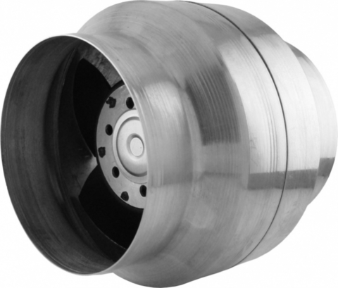 Вентилятор Mmotors JSC серия ВОК-135/100 Т (для камина, саун и бань)