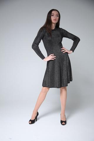 Платье из люрекса и полиэстера купить