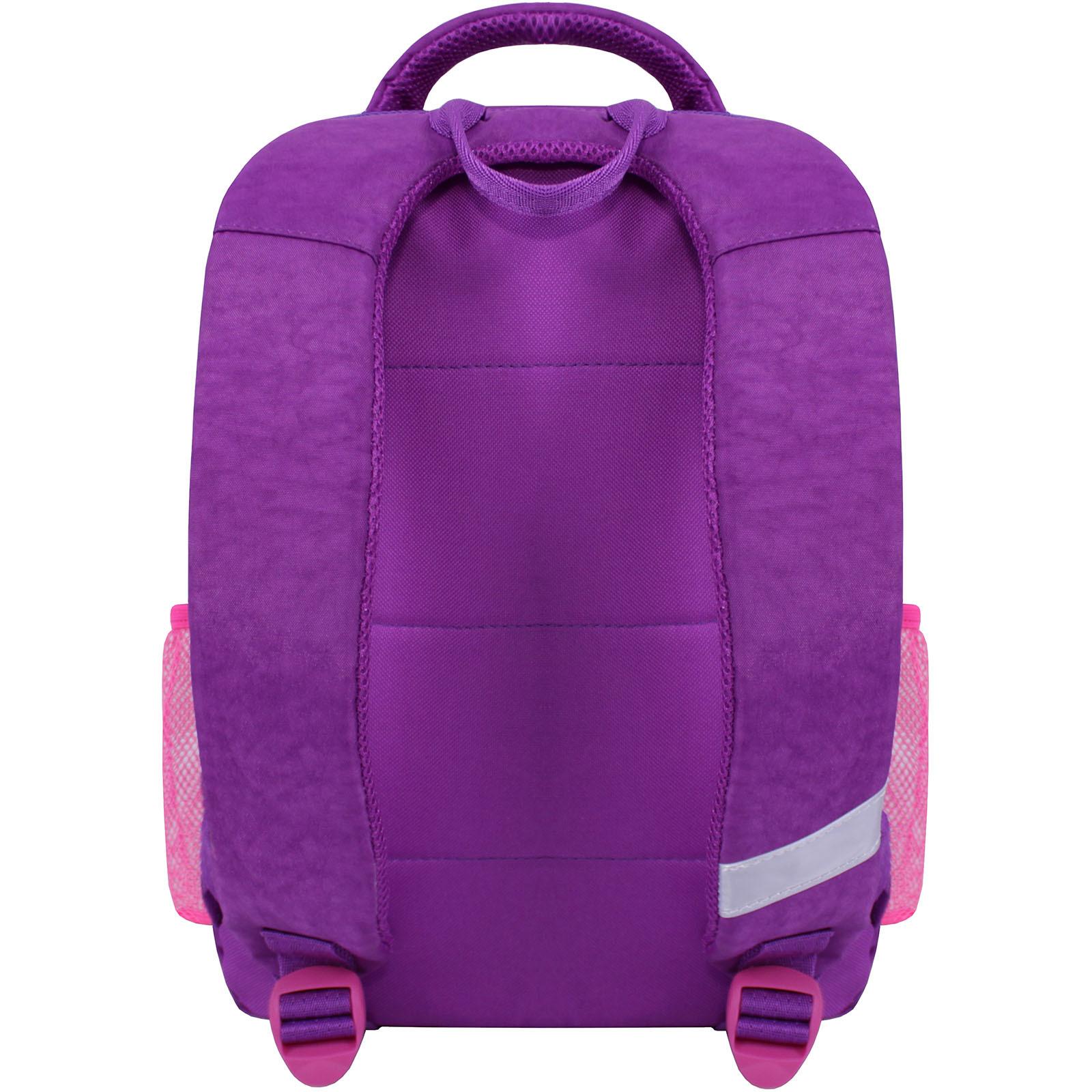 Рюкзак школьный Bagland Школьник 8 л. Фиолетовый 502 (00112702) фото 3