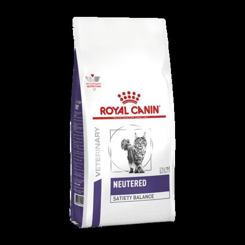 Royal Canin Neutered Satiety Balance Сухой корм для кошек с момента стерилизации до 7 лет