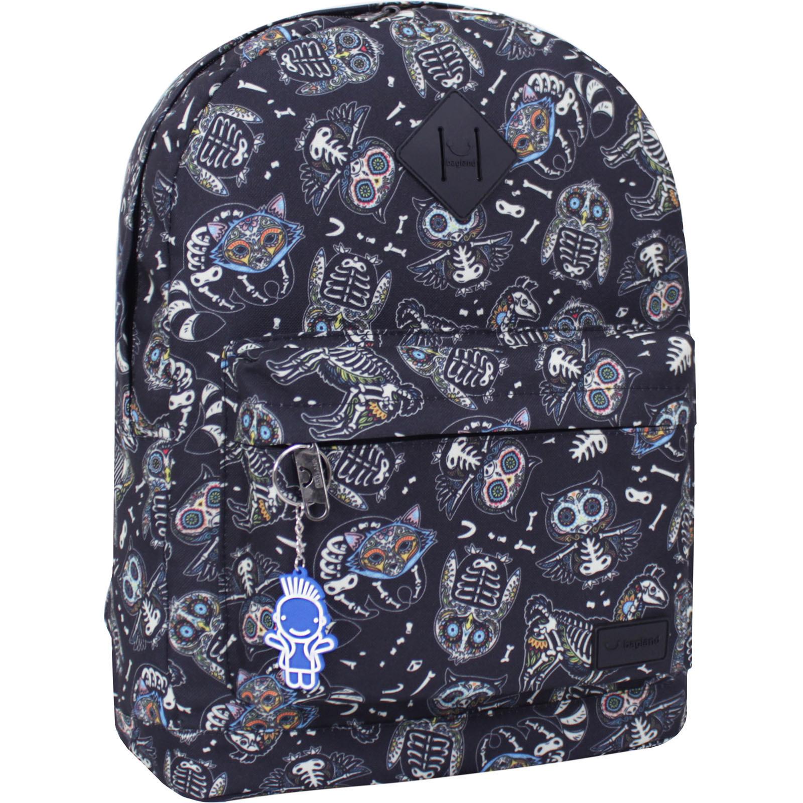 Молодежные рюкзаки Рюкзак Bagland Молодежный (дизайн) 17 л. сублімація 474 (00533664) IMG_3584_суб.474_.JPG