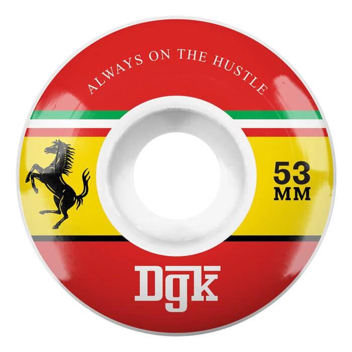 Колёса для скейтборда DGK Ghettorarri 101A