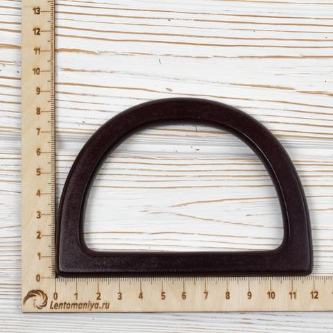 Деревянные (фанерные) ручки для сумки N5 (мини)