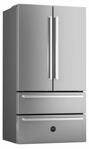 Холодильник French Door Bertazzoni REF90X, ручки Professional