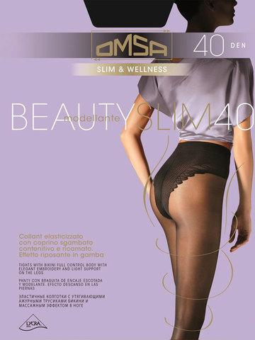 Колготки Beauty Slim 40 Omsa