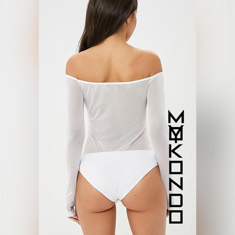 MyMokondo Offshoulder Body (Черный, S)