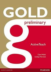 Gold NEd Preliminary Active Teach