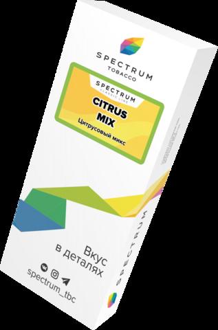 Табак Spectrum Classic Line Citrus Mix (Цитрус Микс) 100г