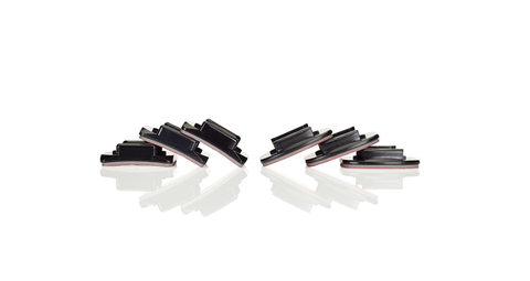 Curved + Flat Adhesive Mounts - Плоские и изогнутые клеющиеся платформы | AACFT-001 |