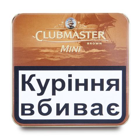 Сигары Clubmaster Mini Brown