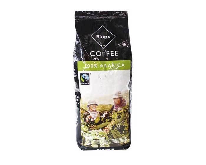 Кофе в зернах Rioba Espresso 100% арабика, 1 кг