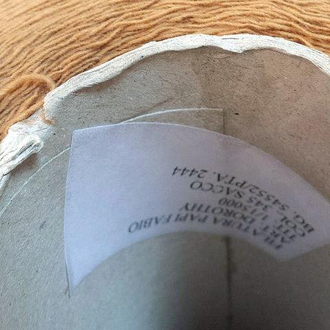 Меринос с кашемиром (10%) FILATURA PAPI FABIO DOROTHY 1/1500 кэмел