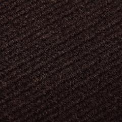 """Коврик влаговпитывающий, ребристый """"TRIP"""" 90*1500 см, коричневый"""