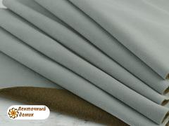 Велюр для бантиков серый