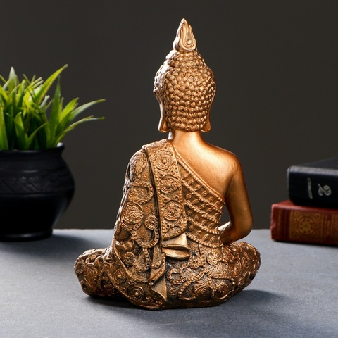 Фигура Будда малый, 24х16х10см